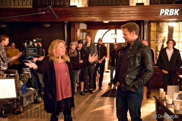 """Imagens do último episódio de """"The Vampire Diaries"""" são divulgadas!"""