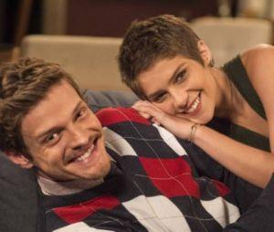 "Será que Letícia (Isabella Santoni) e Antônio (Pierre Baitelli) ficam juntos no final de ""A Lei do Amor""?"