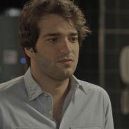 """Novela """"A Lei do Amor"""": Tiago (Humberto Carrão) descobre câncer de Letícia e dá fora em Marina!"""
