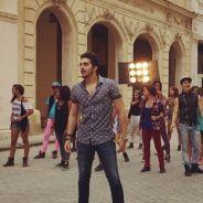 """Luan Santana grava clipe da música """"Bailando"""" junto com Enrique Iglesias"""