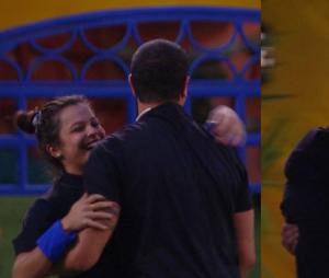 """No """"BBB17"""", Emilly e Daniel vencem a Prova do Líder desta quinta-feira (23)!"""