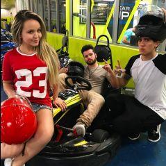 Larissa Manoela e Christian Figueiredo viajam juntos para Orlando e fãs piram nas redes sociais!
