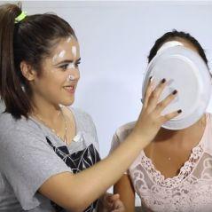 Maisa Silva faz Desafio Torta na Cara com Fernanda Concon e diverte os fãs no Youtube!