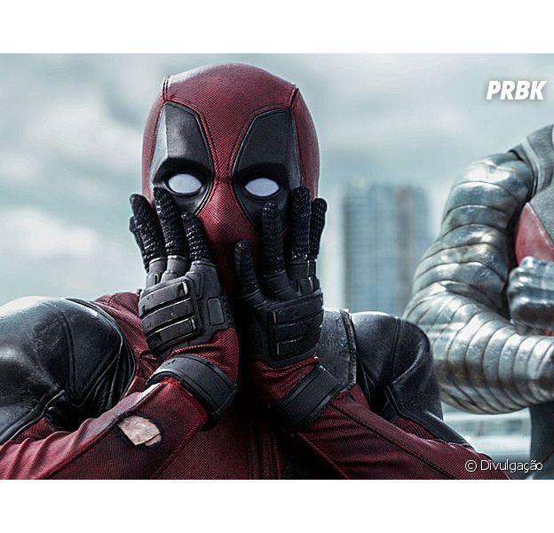 "De ""Deadpool 2"": primeiro teaser do filme está sendo exibido nos Estados Unidos"