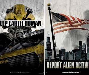 """""""Transformers - A Era da Extinção"""" também utiliza 'falsas propagandas' para divulgar o filme"""
