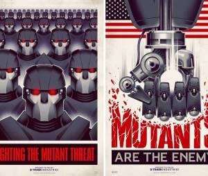 """""""X-Men: Dias de um Futuro Esquecido"""" simulou campanha alertando para ameaça dos mutantes"""