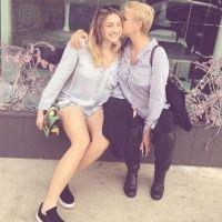 Sasha Meneghel e Xuxa fazem tatuagens iguais para celebrar o amor de mãe e filha!