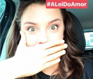 "De ""A Lei do Amor"", Alice Wegmann ficou surpresa com o final da novela!"