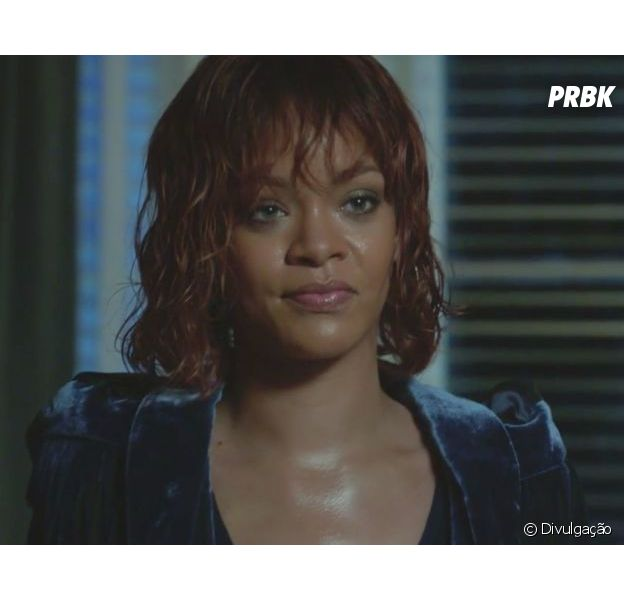 """Rihanna marcou presença em """"Bates Motel"""""""