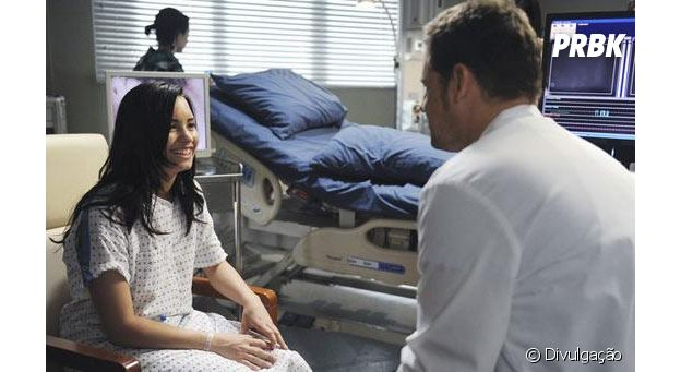 "Demi Lovato marcou presença em ""Greys Anatomy"""