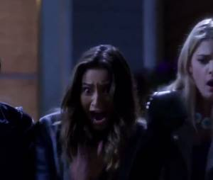 "O retorno de Alison (Sasha Pieterse) vai chocar Rosewood em ""Pretty Little Liars""!"
