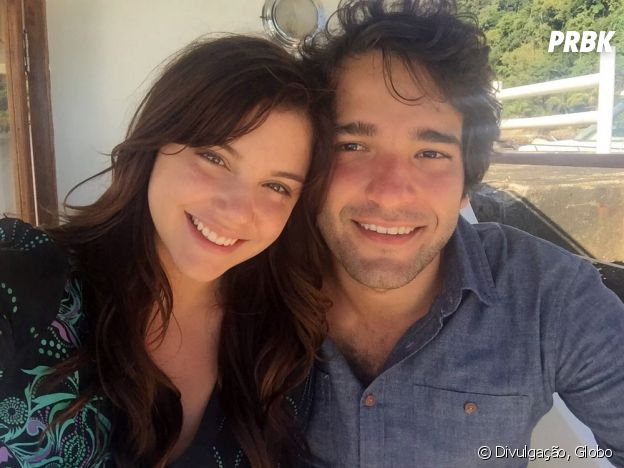 """Em """"A Lei do Amor"""", será que Marina/Isabela (Alice Wegmann) vai ficar com Tiago (Humberto Carrão)?"""