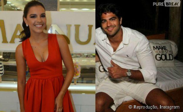 Mariana Rios recebe anel de brilhante como presente de Dia dos Namorados!Patrick Bulus não poupou em presentear a amada