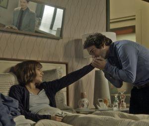 """Em """"A Lei do Amor"""", Letícia (Isabella Santoni) dirá para Tiago (Humberto Carrão) ficar com Marina (Alice Wegmann)"""