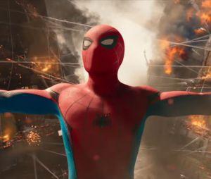 """""""Homem-Aranha: De Volta ao Lar"""" ganha novo trailer eletrizante!"""