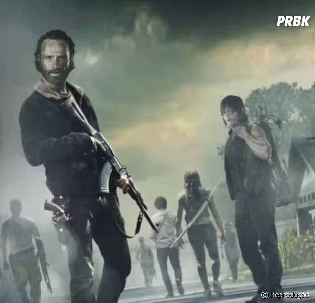 "Em ""The Walking Dead"": final da 7ª temporada fará espectadores pensarem no futuro da série"