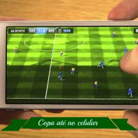 5 games para jogar futebol até no smartphone. #Copa2014