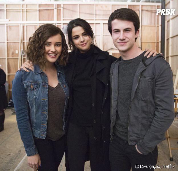 """Selena Gomez fala sobre nova temporada de """"13 Reasons Why"""""""