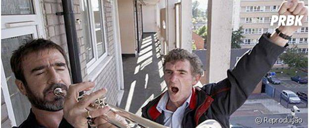 "Eric Cantona estrela ""À Procura de Eric"""