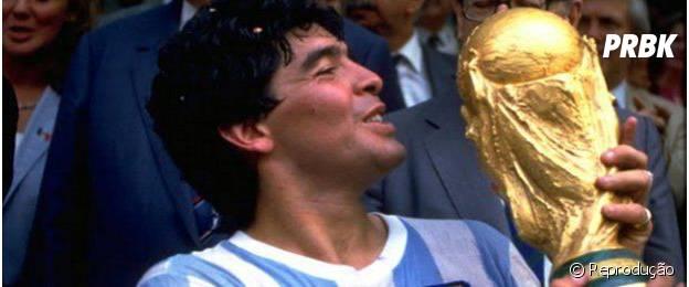 """Documentário """"Maradona"""" mostra a vida do craque argentino"""