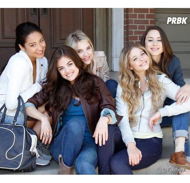 """De """"Pretty Little Liars"""": novo pôster da sétima temporada é divulgado!"""