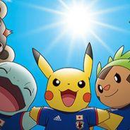Veja os Pokémon que podem ajudar a seleção do Japão na Copa do Mundo 2014