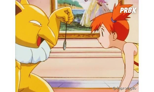 O Pokémon Hypno pode confundir os jogadores