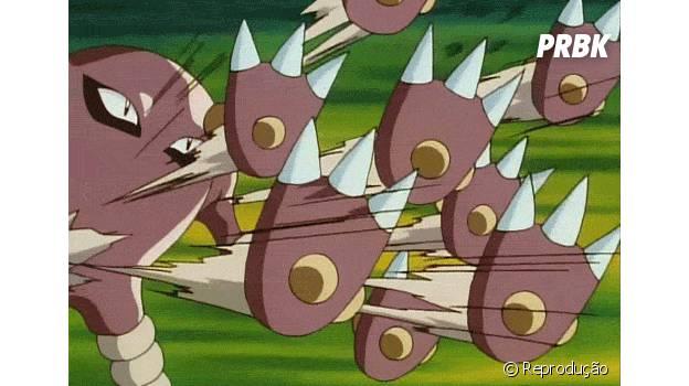O Pokémon Hitmonlee tem mais força na perna que Roberto Carlos