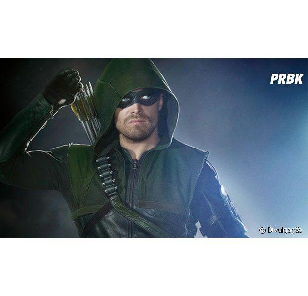 """""""Arrow"""" vai voltar com tudo, galera!"""