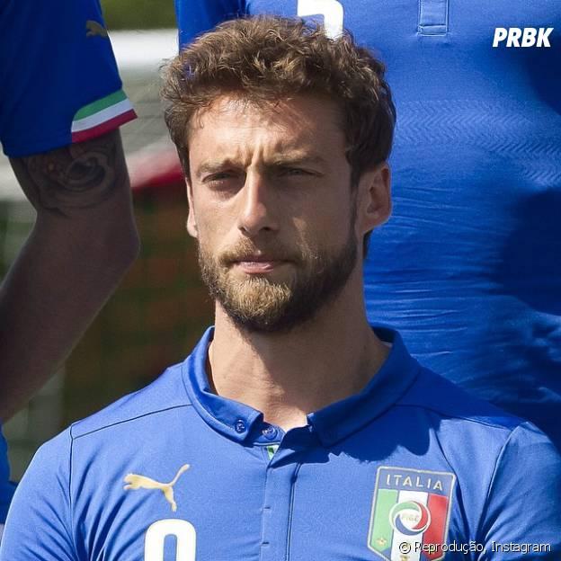 Marchisio joga pela Itália na Copa do Mundo de 2014!