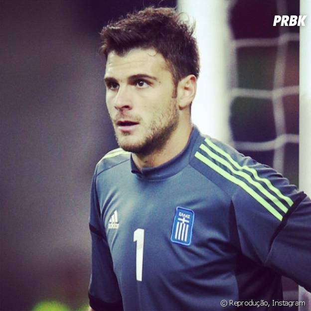Orestis Karnezis é o goleiro da Grécia!