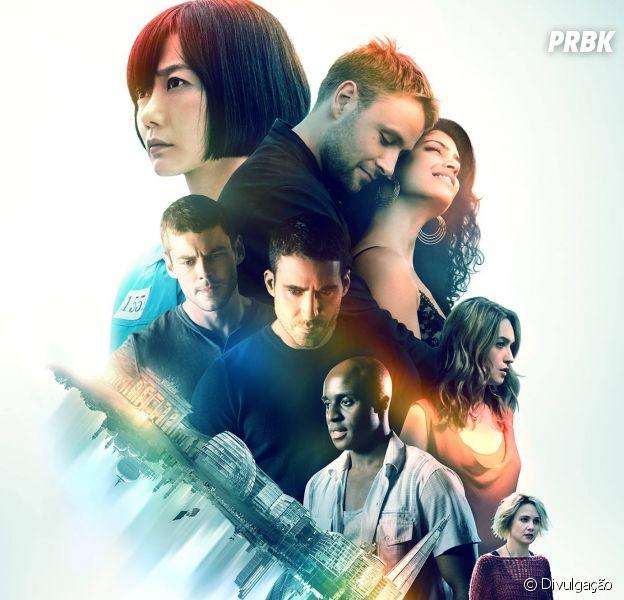 """""""Sense8"""" pode ganhar uma nova temporada, mas deve ser a última, afirma produtor da série"""
