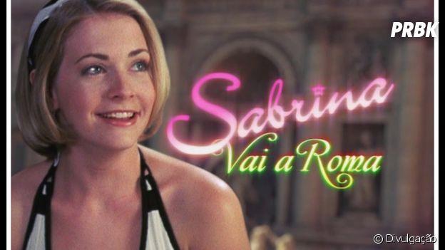 """""""Sabrina Vai a Roma"""""""
