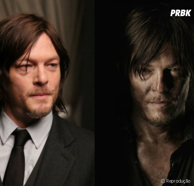 "Norman Reedus, o Daryl Dixon, conta um pouco sobre a quinta temporada de ""The Walking Dead""!"