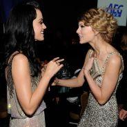 """Katy Perry fala sobre briga com Taylor Swift: """"Ela começou e é hora dela terminar isso"""""""
