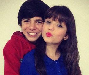 Larissa Manoela e Thomaz Costa terminaram o namoro em 2013