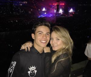 Larissa Manoela e Thomaz Costa negam que tenham reatado namoro