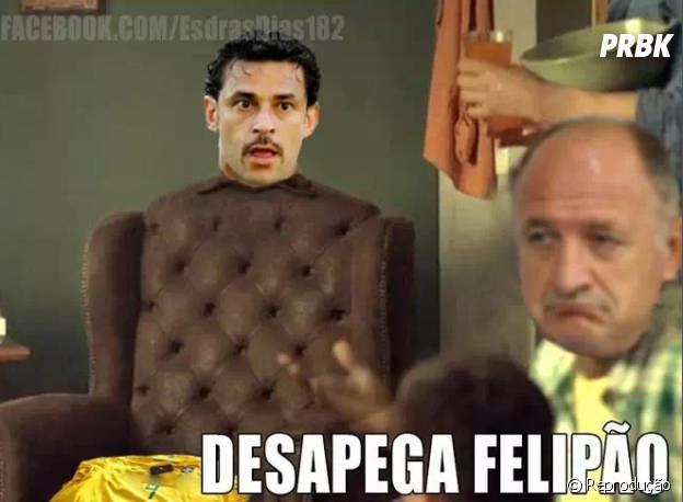 Desapega do Fred Felipão!