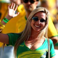 Veja as 25 torcedoras mais gatas da Copa do Mundo 2014!
