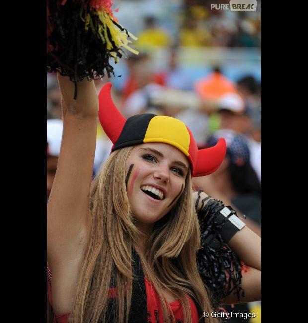 A torcedora mais gata da Copa é da Alemanha!