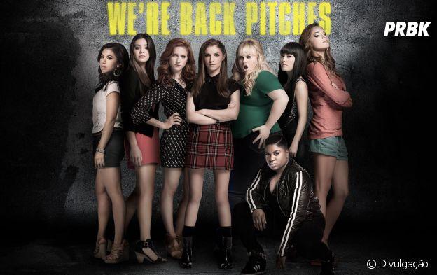 """""""A Escolha Perfeita 3"""": as Barden Bellas voltaram pra lacrar!"""