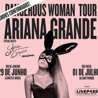 Ariana Grande tem shows no Brasil confirmados após atentado em Manchester