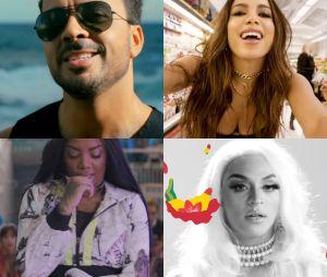 Veja quais são as 10 músicas mais chicletes de 2017, até agora!