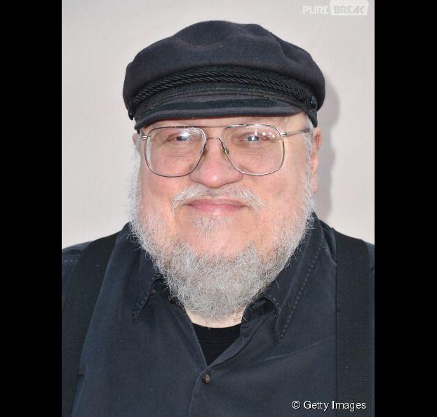 "George R. R. Martin comenta sobre sexto livro da saga ""Game of Thrones"""