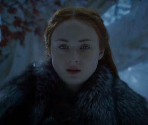 """Sansa Stark (Sophie Turner) aparece em destaque no novo trailer de """"Game Of Thrones"""""""