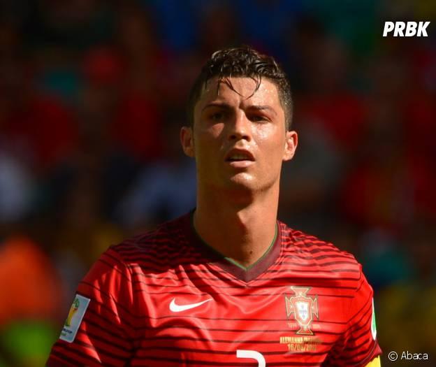 Cristiano Ronaldo é fã da atriz Angelina Jolie