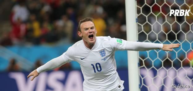 O britânico Rooney gosta de filmes de guerra