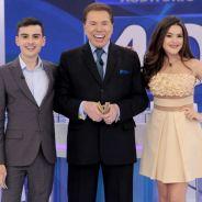 Maisa Silva é proibida de voltar ao programa do Silvio Santos após abandonar gravação