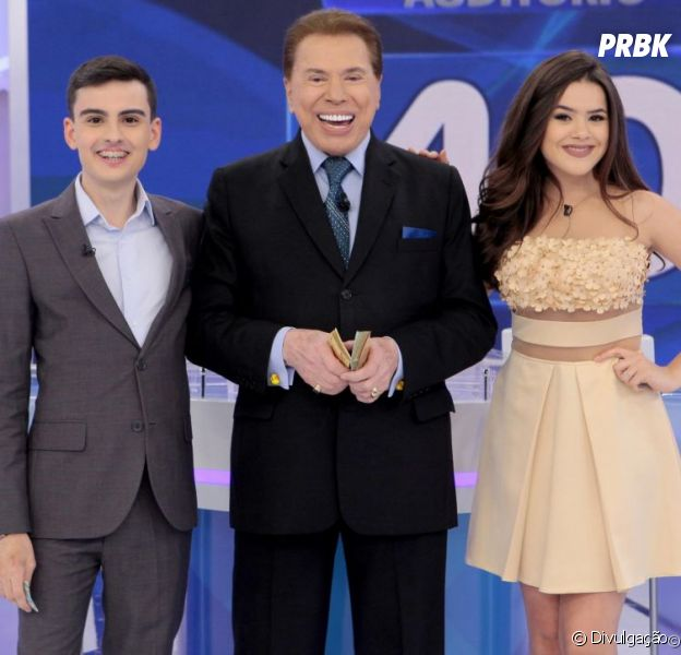 Silvio Santos teria proibido Maisa Silva de voltar em seu programa após abandonar gravação com Dudu Camargo