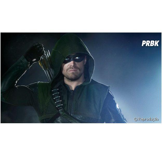 """Em """"Arrow"""", vilão muito aguardado pode ser o foco na 6ª temporada!"""